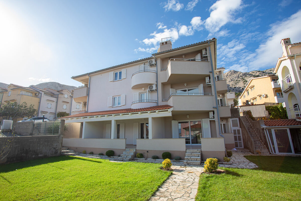 Apartments Crnekovic Baska - Zarok 25